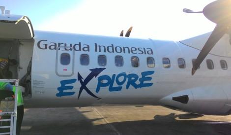 BNI-Mandiri Co-Branding Kartu Debit Dengan Garuda