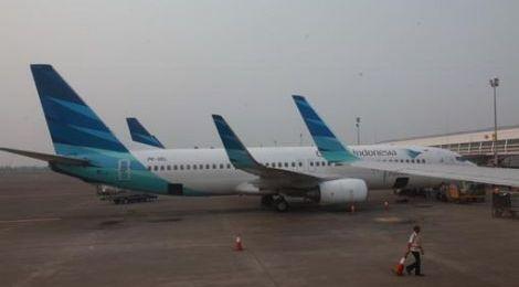 Soal Delay, Garuda Klaim Sudah Jalani SOP