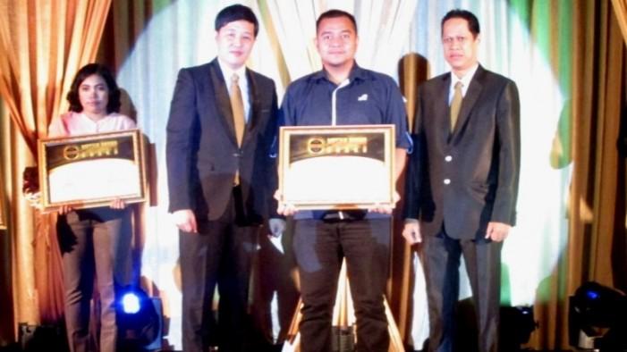 Garda Oto Raih Master Brand Award