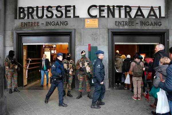 Teror Bom Brussel Tidak Berdampak Signifikan