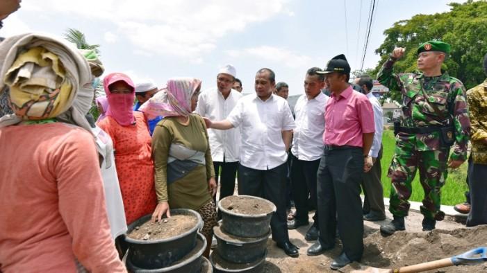 Pemerintah Salurkan Rp11,5 Triliun Dana Desa