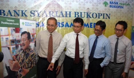 Bank Syariah Bukopin Optimis Pembiayaan Tumbuh 25%