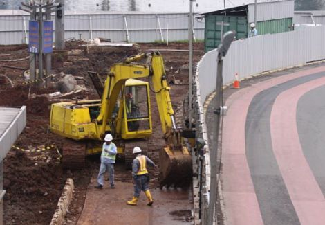 Sindiran Prabowo Soal Pembangunan Infrastruktur Tak Akan Pengaruhi Investor