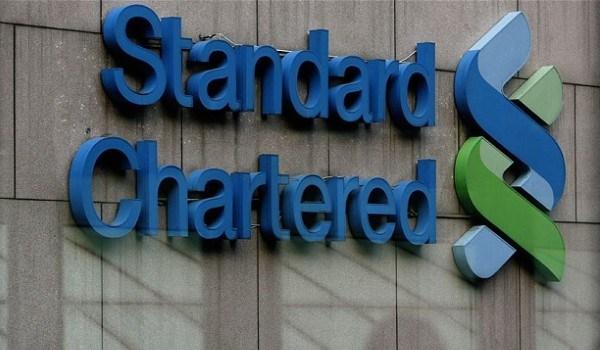 Laba Standard Chartered Rp268,53 Miliar di 2016