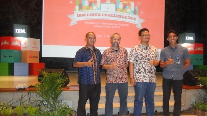 IBM Linux Challenge 2016 : Dukung Jakarta Smart City