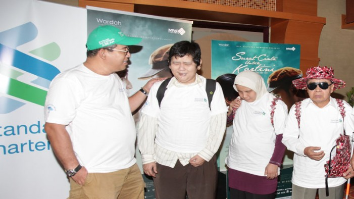 Volunteeering Day Stanchart –