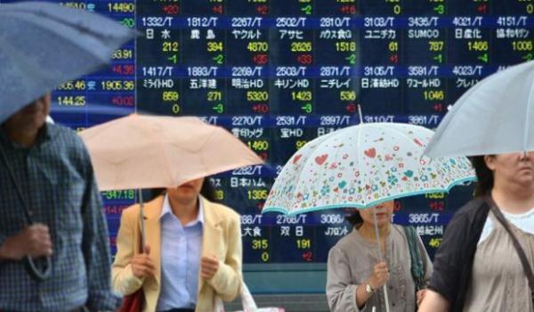 Pasar Global Ditutup Menghijau Jelang Referendum UK