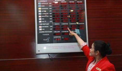 Capital Inflow dan BI Rate Jadi Sentimen Positif Rupiah