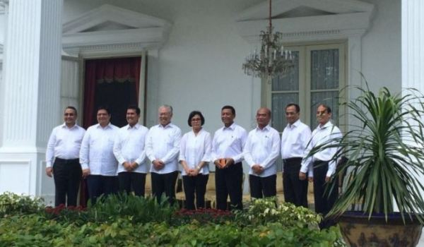 Seskab: Presiden Tegaskan Tak Ada Reshuffle Kabinet