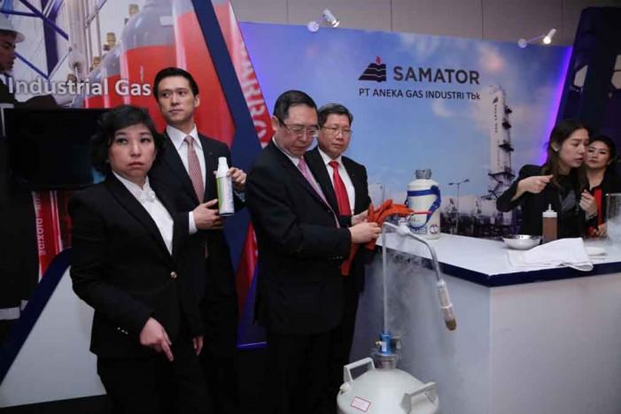 Aneka Gas Industri Tawarkan Saham Rp1.000-Rp1.290