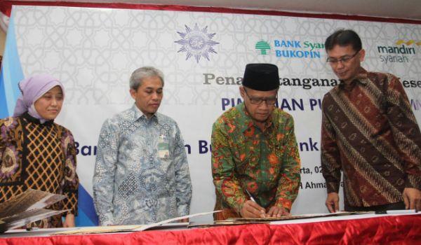 Bidik Rp1,5 Triliun, BSB Perkuat Kerja Sama dengan Muhammadiyah