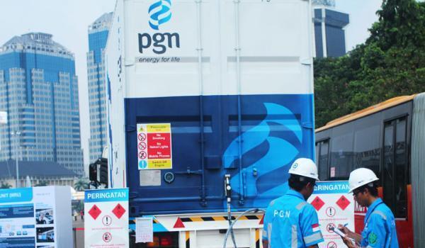 Pemerintah Diminta Besarkan PGN Dibanding Holding