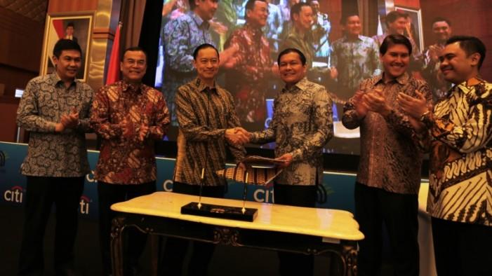 Tingkatkan Investasi di RI BKPM Gandeng Citibank