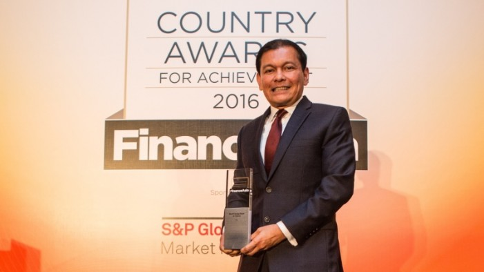 Citi Raih Best Foreign Bank