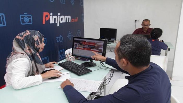 Penyaluran Pinjaman Online Masih Tumbuh Subur Capai Rp95,39 Triliun