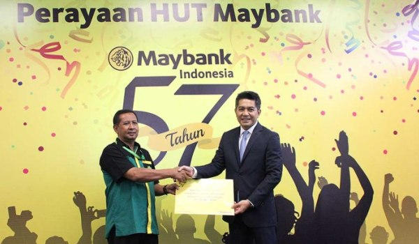Maybank Indonesia Cetak Laba Rp1,3 Triliun