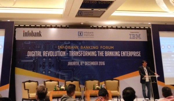 IBM Dorong Efisiensi Perbankan Lewat Blockchain