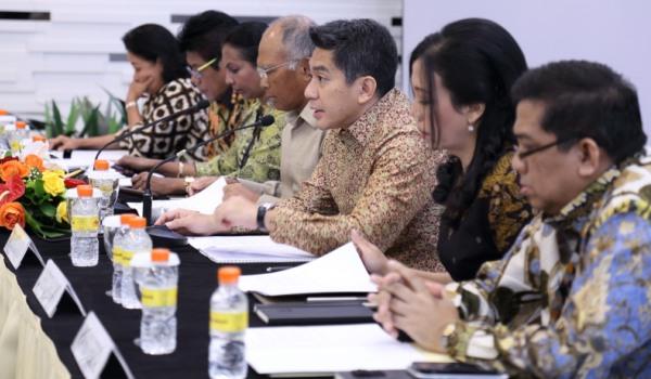 RUPSLB Rubah Susunan Direksi Maybank Indonesia