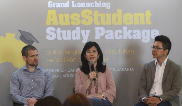 Bank Commonwealth Luncurkan AusStudent Study Package