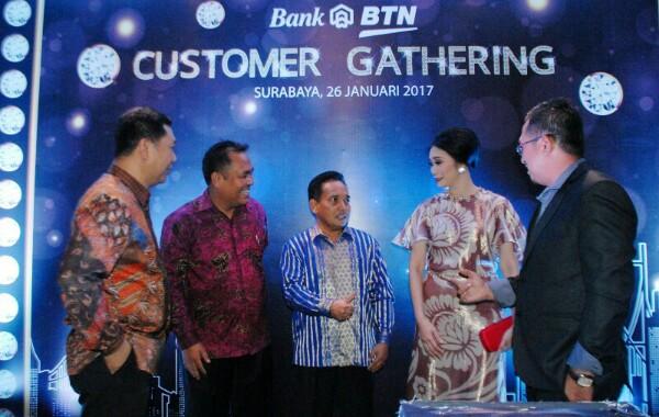Tingkatkan DPK, BTN Gaet Nasabah Kaya Surabaya