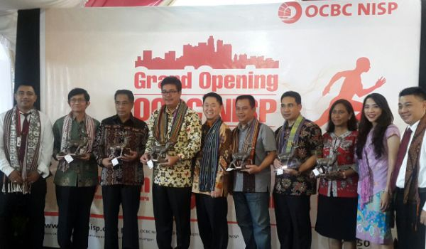 Masuk Kawasan Timur, OCBC NISP Buka Cabang di Kupang