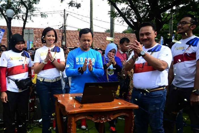 Undian Serbu di Bogor