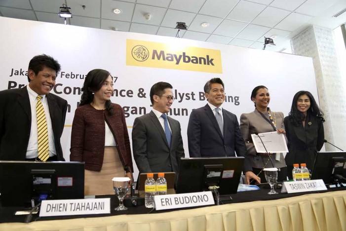 Laba Maybank Indonesia Capai Rekor Tertinggi