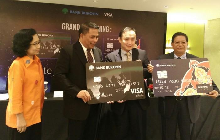 Perbesar Nasabah Kartu Premium, Bukopin Rilis Infinite Card