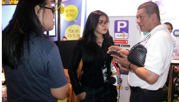 Local Startup Fest Hadirkan Aplikasi  Sekuritiku Hingga Jukir