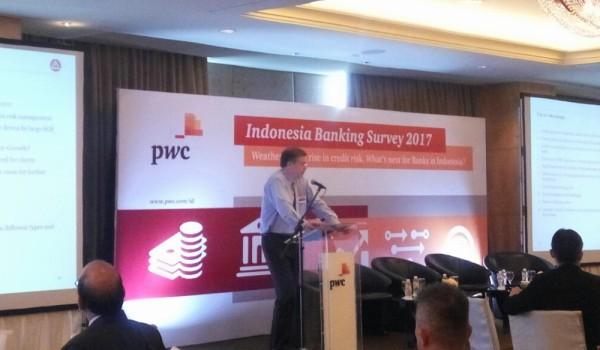 Survei PwC: Optimisme Bankir Meningkat di 2017