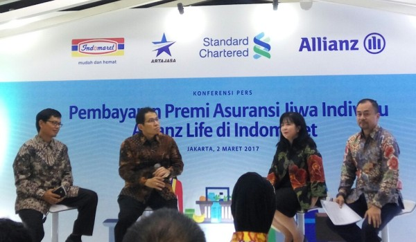 Bayar Premi Allianz Life Kini Bisa di Indomaret