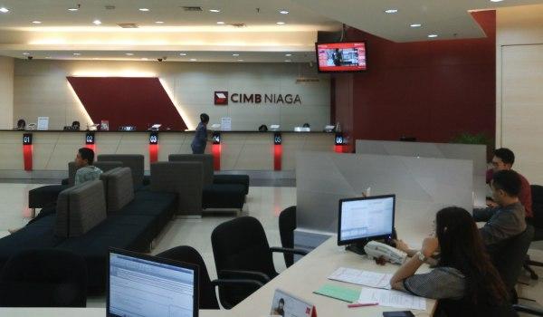 Ekonomi Melambat, CIMB Niaga Pasang Target Kredit Tumbuh 7%