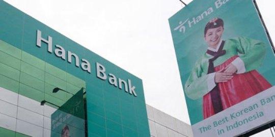 Hana Bank Siap Buka 5 Cabang Baru pada 2017