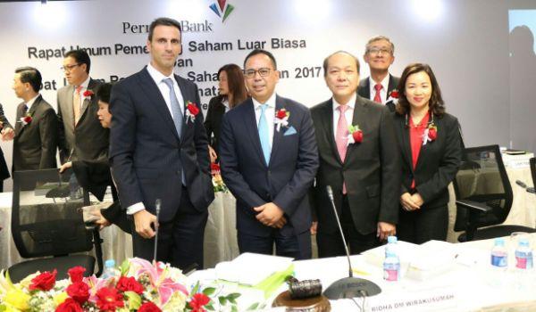 PermataBank Gaet Direksi Astra dan Standart Chartered
