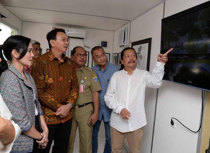 Asiana Group Dukung Pemprov DKI Bangun RTH