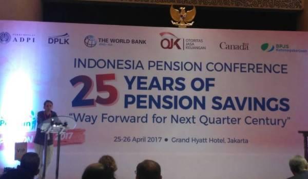 Gelar Seminar, OJK Dorong Dana Pensiun