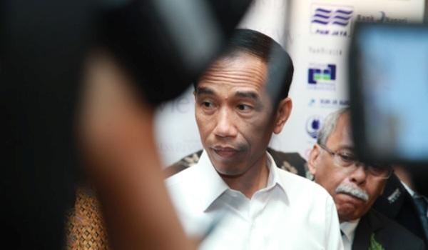 Kurangi Impor, Jokowi Minta Masyarakat Cintai Produk Indonesia