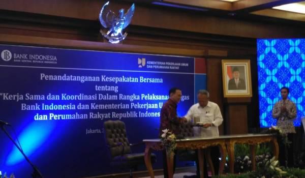 Dorong Transaksi Nontunai Tol, BI Gandeng Kementerian PUPR
