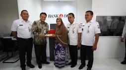 Bank DKI Buka Kantor Kas
