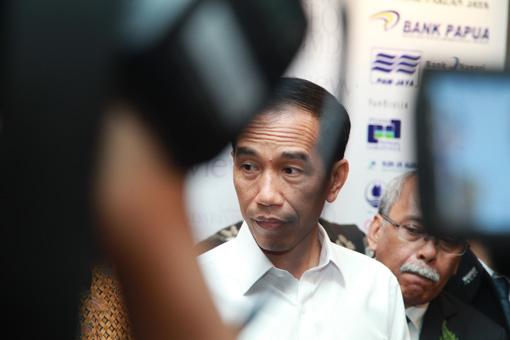 Jokowi Buka-bukaan Soal Pelemahan Rupiah