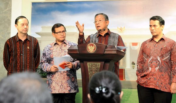 Darmin: Tahun Politik Beri Dampak Positif Ke Pertumbuhan Ekonomi.