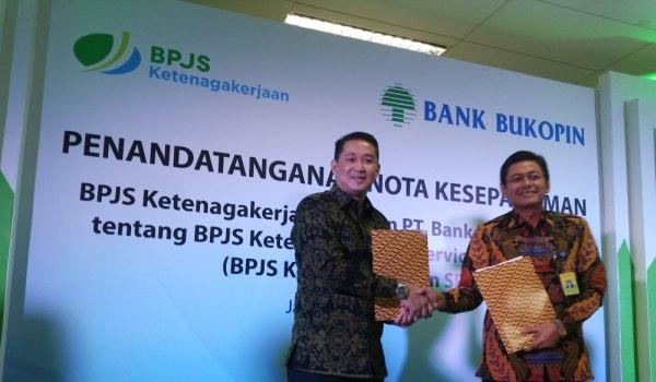 Gandeng BPJS Ketenagakerjaan, Bukopin Incar DPK Rp150 Miliar