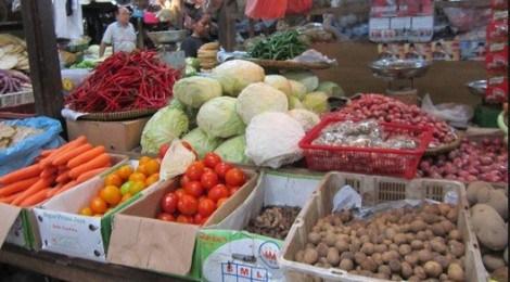 Kelompok Bahan Makanan Dorong Inflasi Jakarta Meningkat