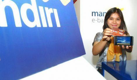 Elektronifikasi Gardu Tol, Mandiri Siapkan 2,5 Juta e-Money