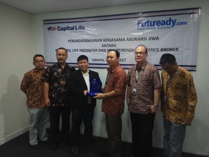 Premi Capital Life Tembus Rp2,4 Triliun Hingga Juni 2017