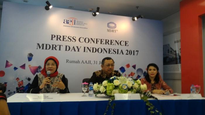 Tingkatkan Kemampuan Agen, MDRT 2017 Kembali Digelar