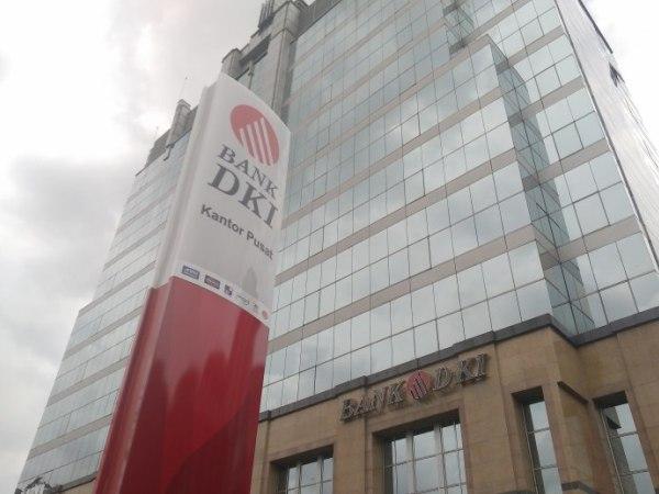 Bank DKI Bidik Pertumbuhan Kredit 12% di 2020
