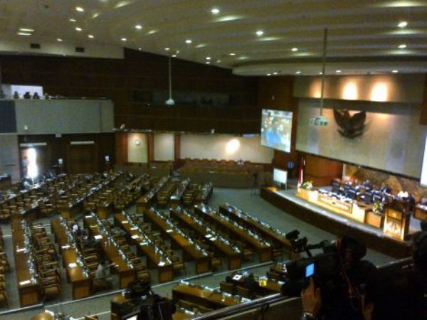 DPR Belum Siap, Keputusan RAPBN 2018 Ditunda