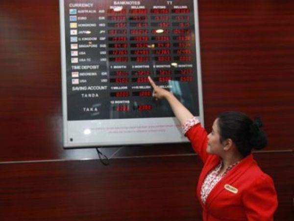 Nilai Tukar Rupiah dibuka Melemah Rp14.825/US$