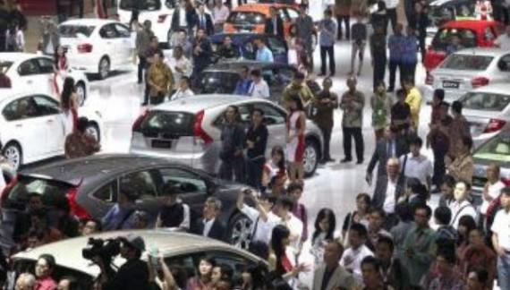 Penjualan Kendaraan Roda Empat Diperkirakan Mengalami Kontraksi